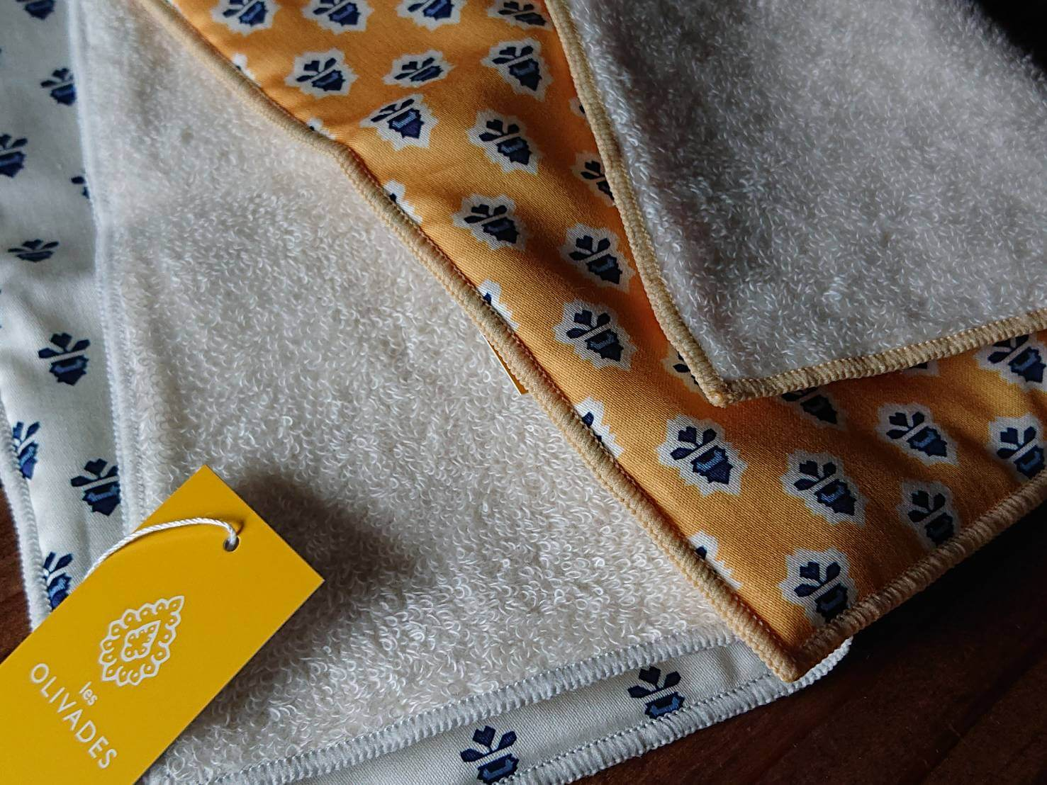 LESOLIVADES MINI Towel レゾリヴァードミニタオルハンカチ