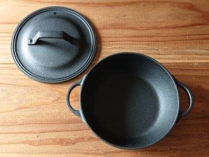 OIGEN Iron pan 南部盛栄堂 鉄の小さな鍋