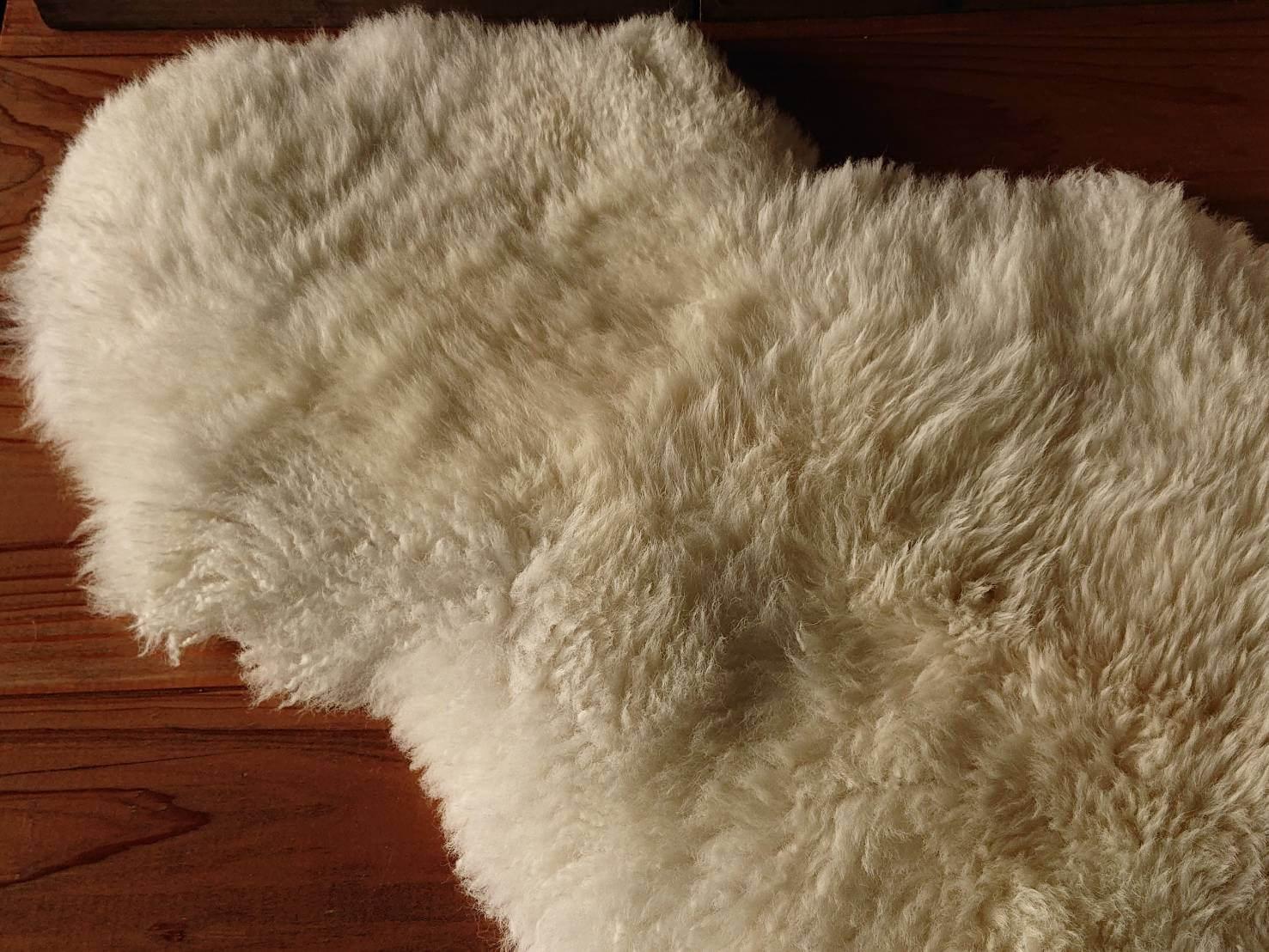 GLENCROFT Sheepskin Rug グレンクロフト シープスキンラグ