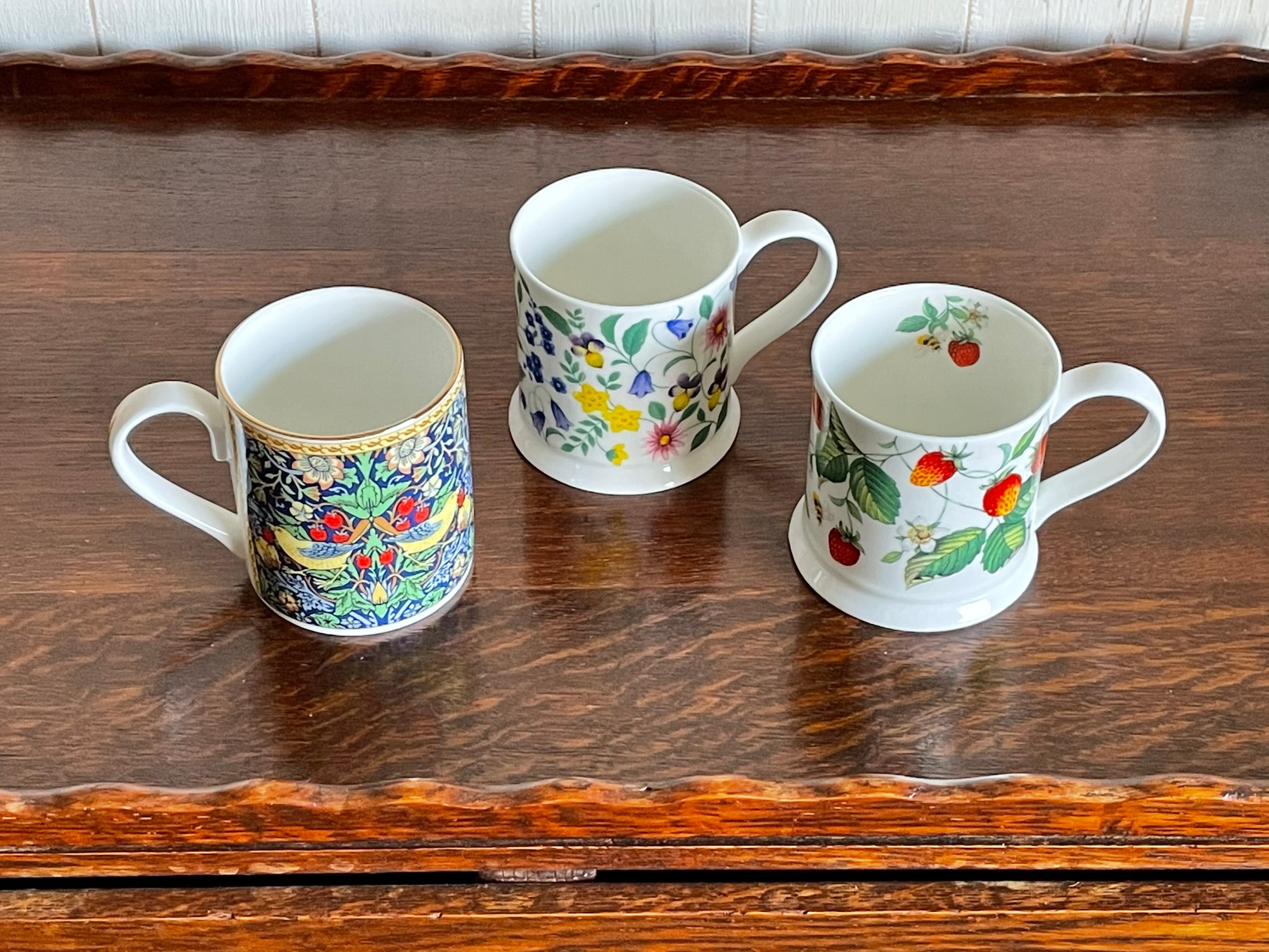 Roy kirkham Mug Cup ウィリアムモリス
