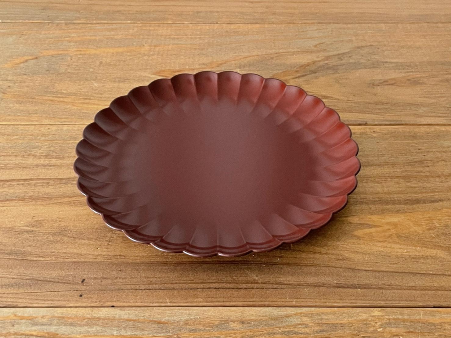 恵方巻の盛り付けにおすすめFlower plate