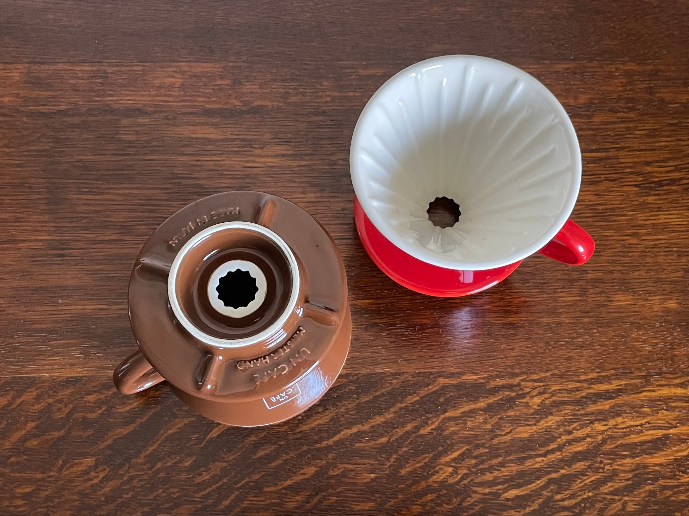 UN CAFE MEISTER HAND Coffee dripper