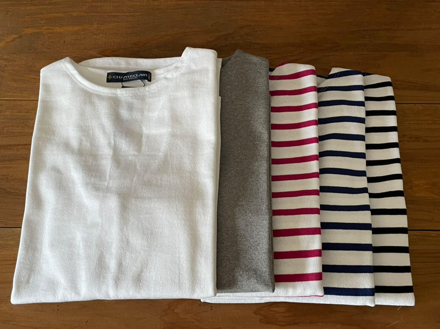 CHANTECLAIR Cut and sew
