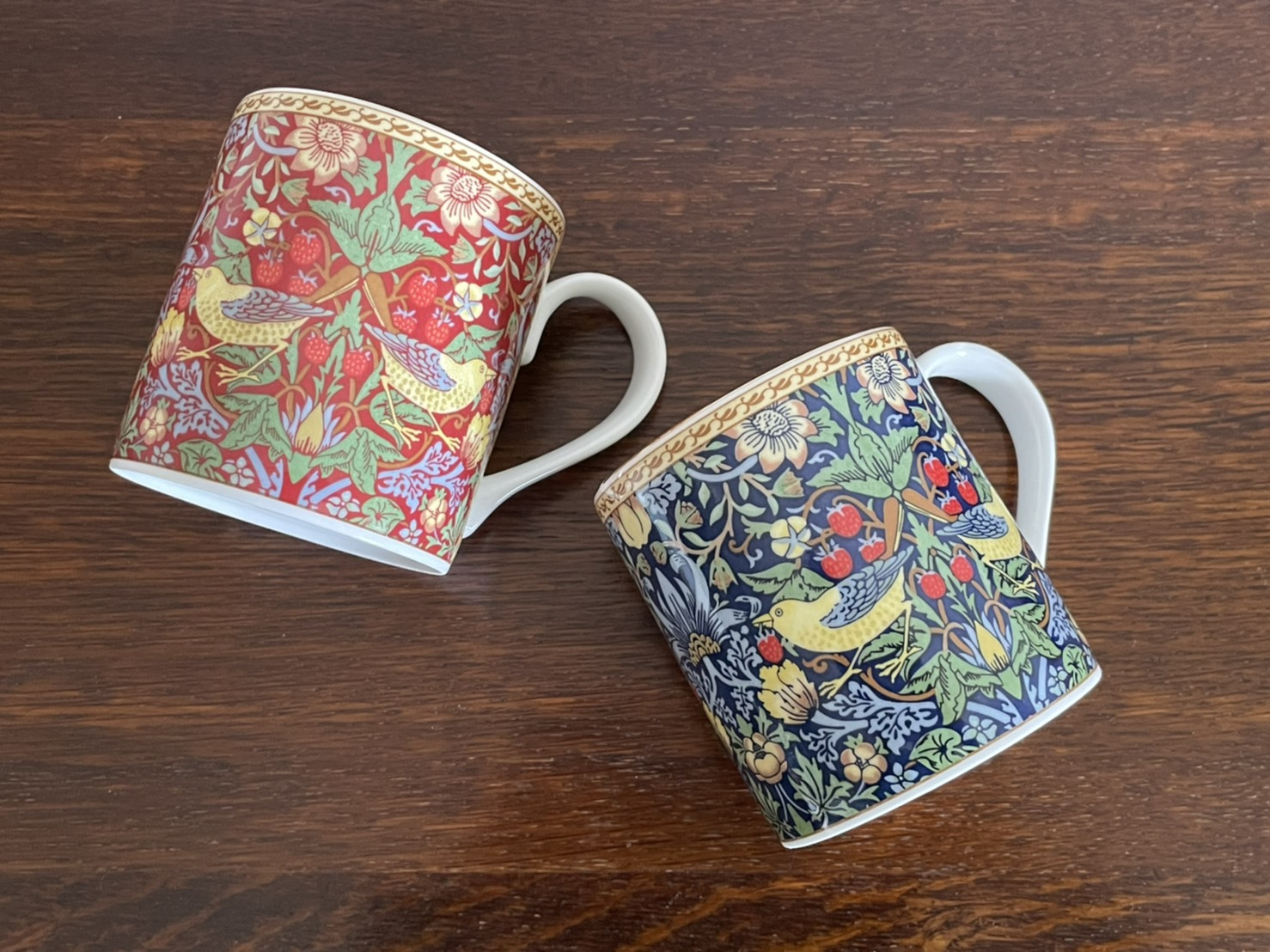 William Morris Mug & Tankard Mug 英国製のマグカップ