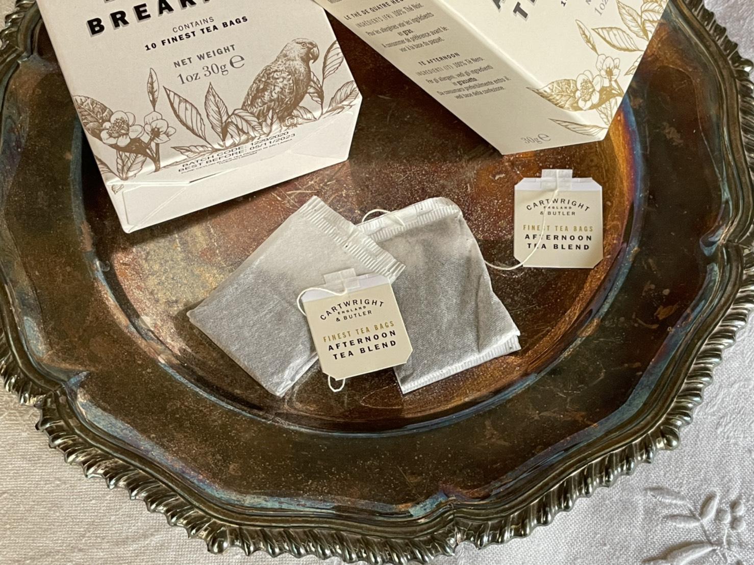 CARTWRIGHT & BUTLER TEA