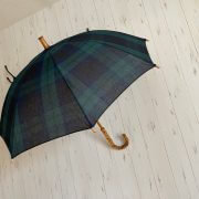 BLACK WATCH Umbrella for both sunny and rainy weather