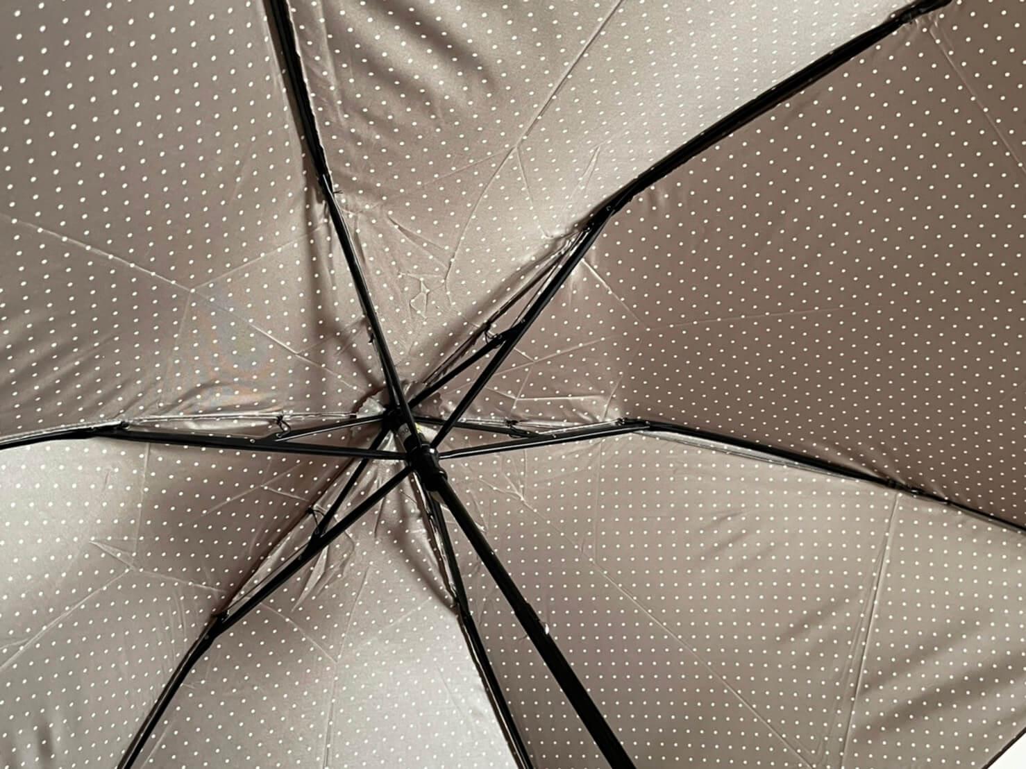 Japanese Made folding umbrella 日本製のシンプルな折り畳み傘