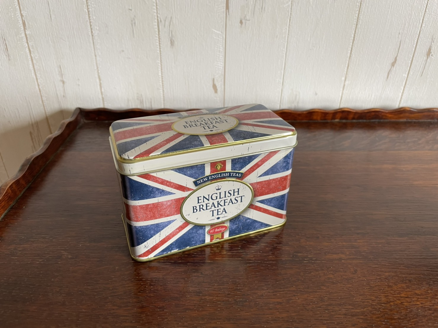 NEW ENGLISH TEA