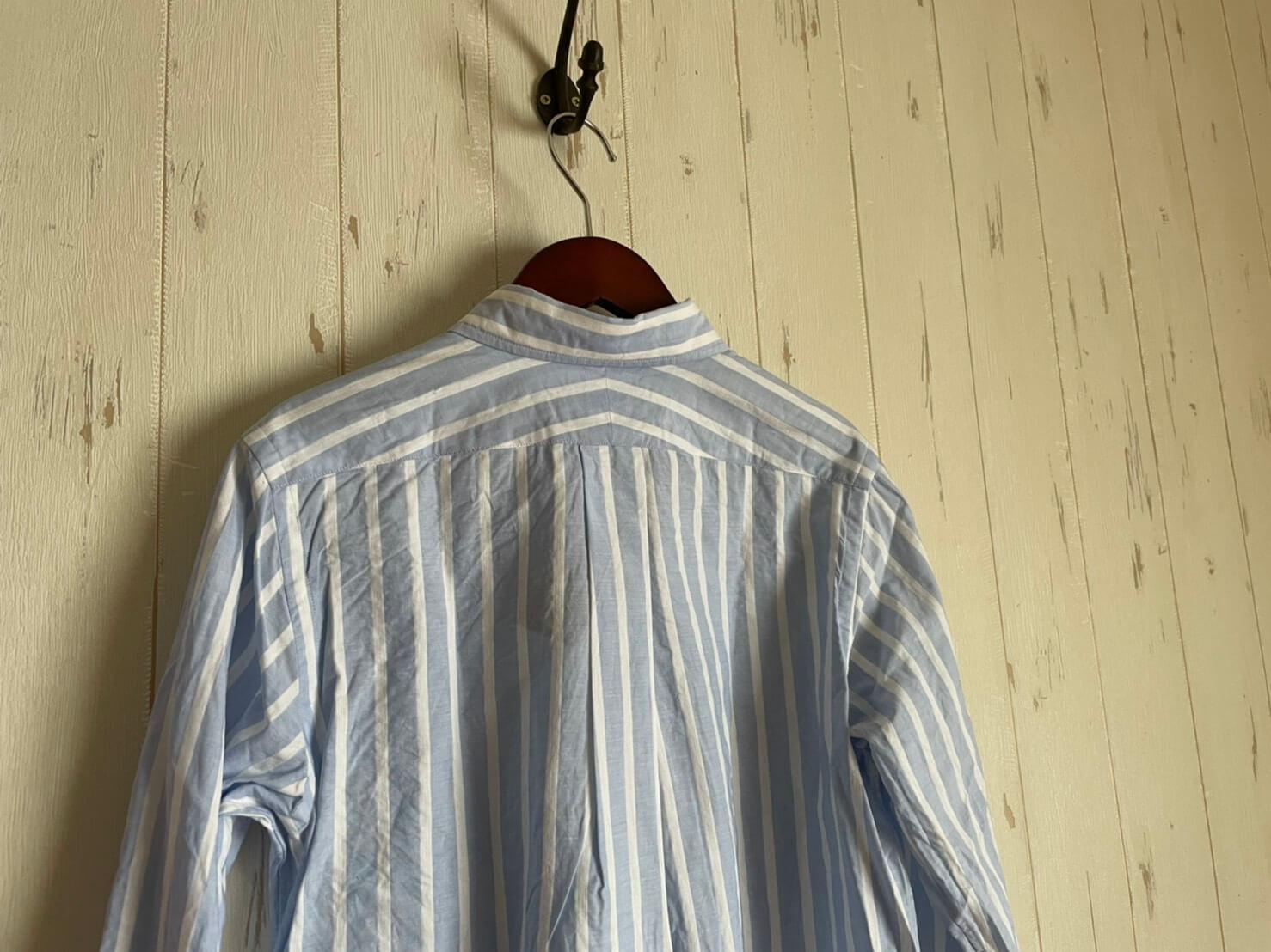 RE-MAKE POLO Cotton/Linen