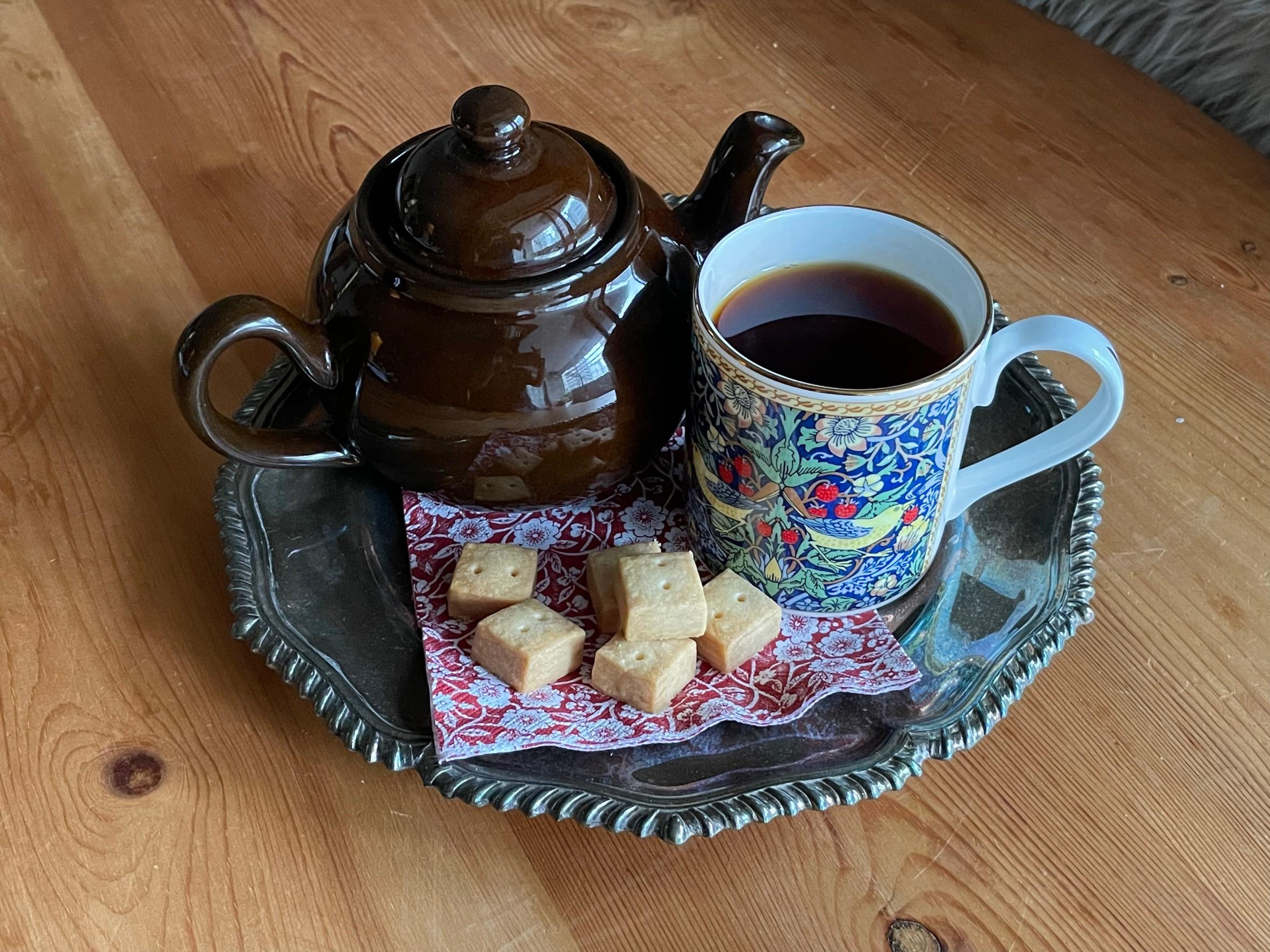 SANCHA TEA
